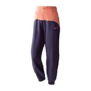 Брюки Nike W NSW ICN CLSH JOGGER MIX HR