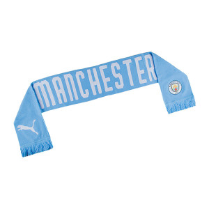 Шарф Puma MCFC DNA FAN SCARF